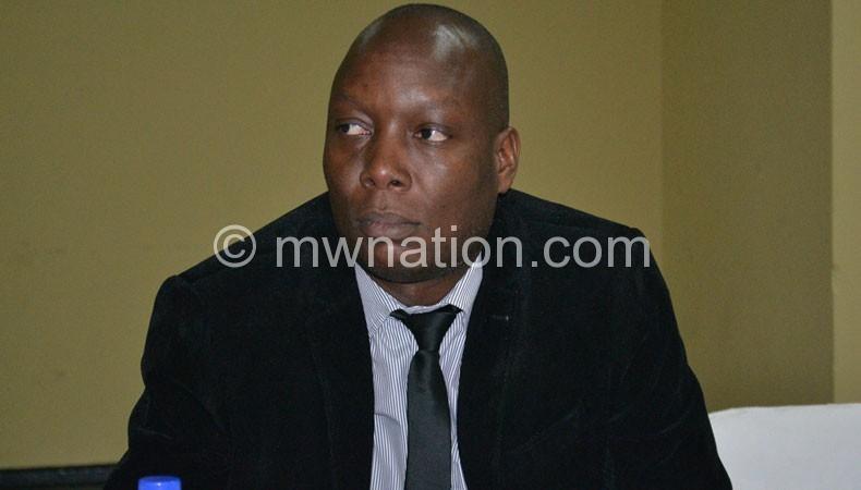 Misa Malawi Chairperson Thom Khanje