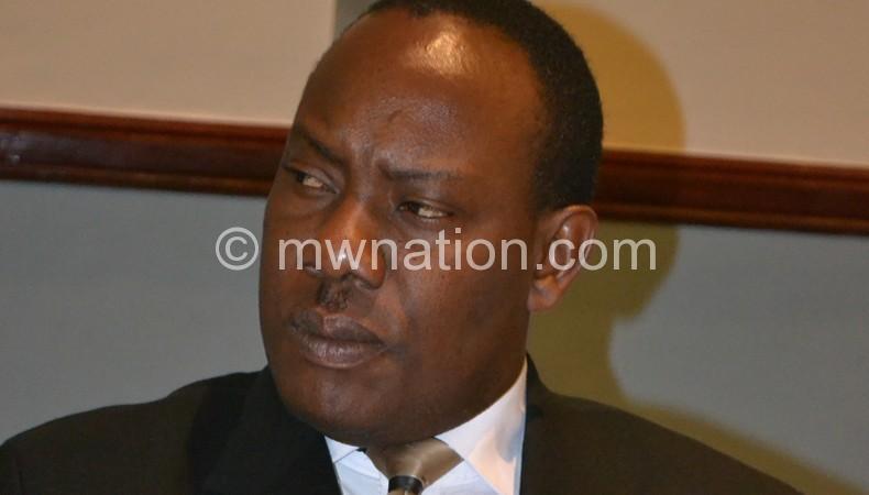 Madisi: Attacks vagrancy laws at Mzuni