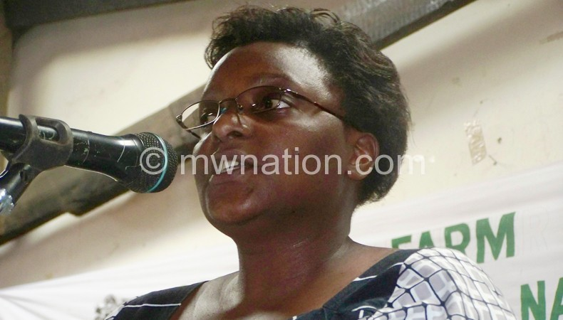 Maganga: Ensure that  fertilizers are applied at the right time