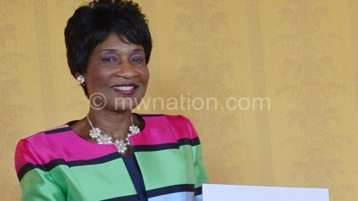 First Lady shares Malawi's experience in cancer fight