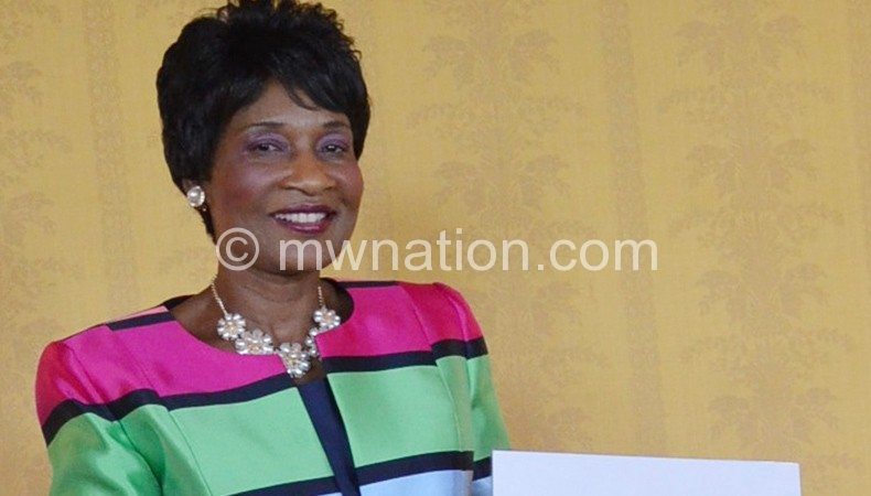 getrude mutharika1 | The Nation Online