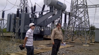 MCA-M hands over power infrastructure in the North