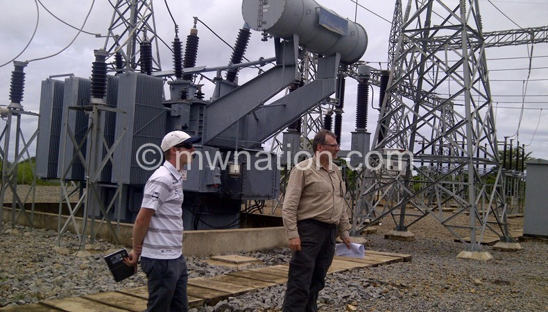 Power transmission lines will soon be modernised