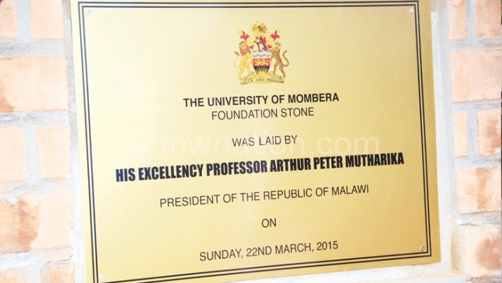 'Mombera University not a white elephant'
