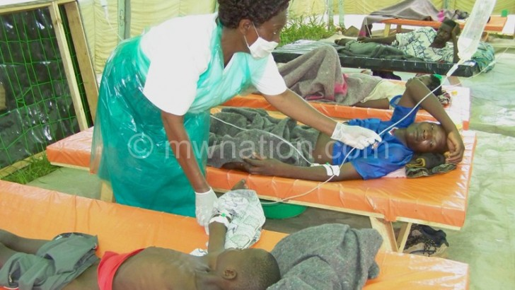 Ministry to give out cholera vaccine in Chikwawa