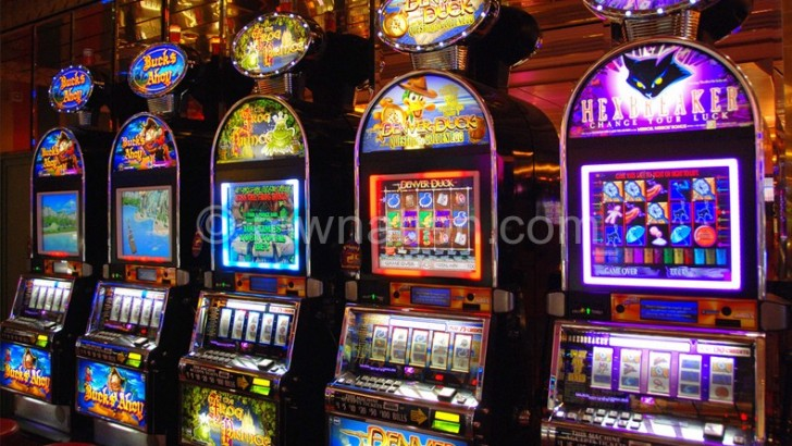 Malawi Gaming Board confiscates illegal machines