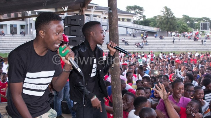 Home Grown African to headline Coca-Cola Kuphaka Life in LL