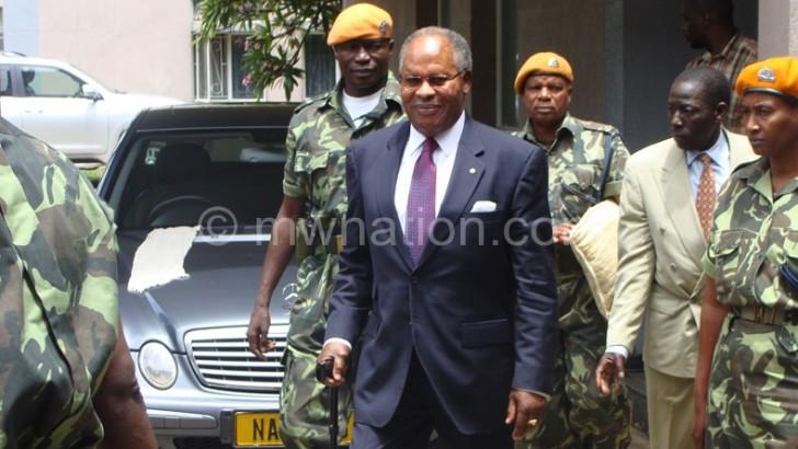 Muluzi to mediate in Swaziland