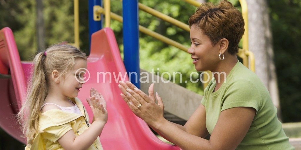 Child minding: Some maids ill treat children