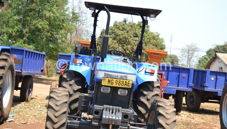 tractors   The Nation Online