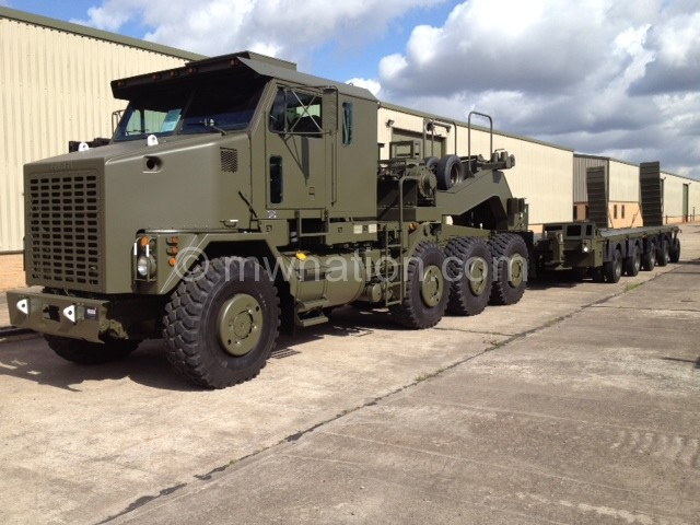 Mozambique Impounds Malawi Bound Military Trucks The