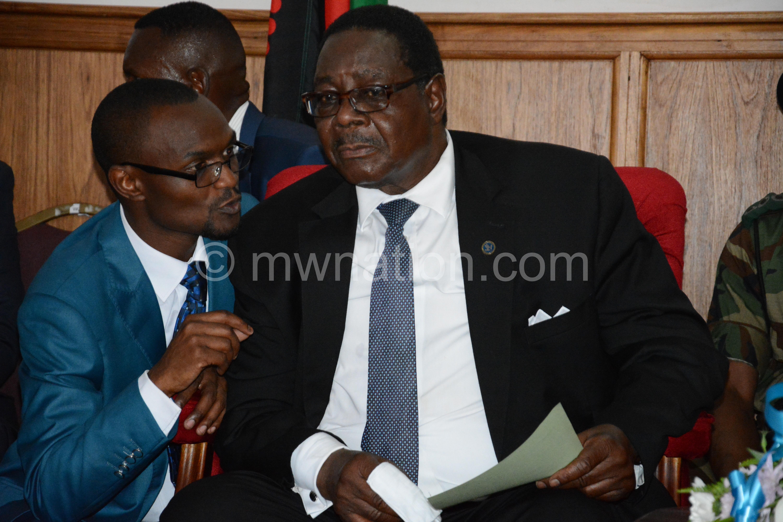 Malawi President top aide Ben Phiri quits