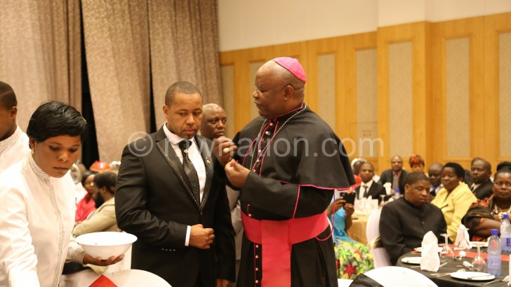 ECM commends Catholics for supporting Kachebere Seminary