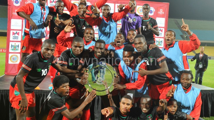 Lessons from Cosafa