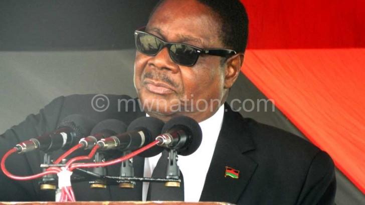Arrest crooks reselling Admarc maize—APM