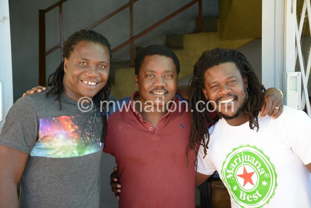 Ma Blacks have released a fresh Kuimba album