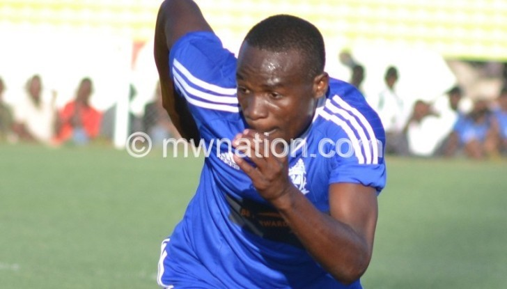At the centre of the controversy: Sulumba
