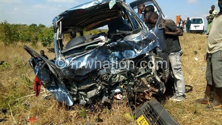 Sulom to help Balaka accident victims