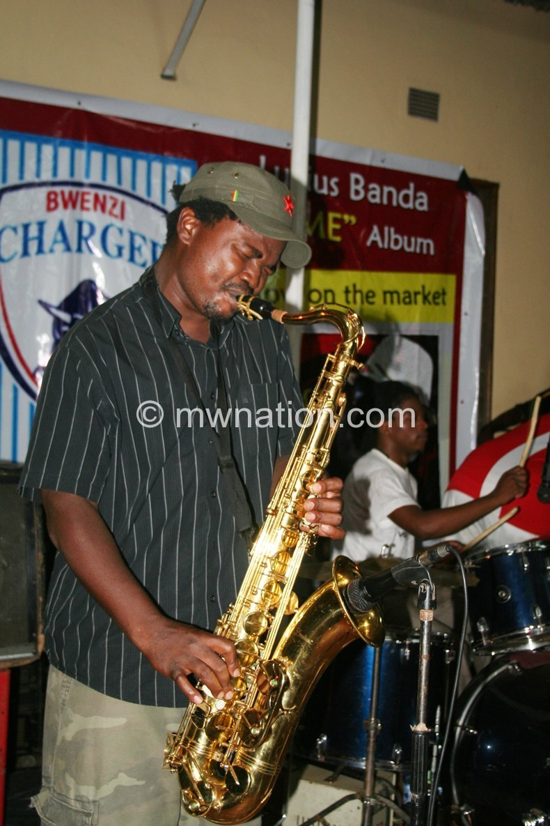 Sibale: People should expect jazz album