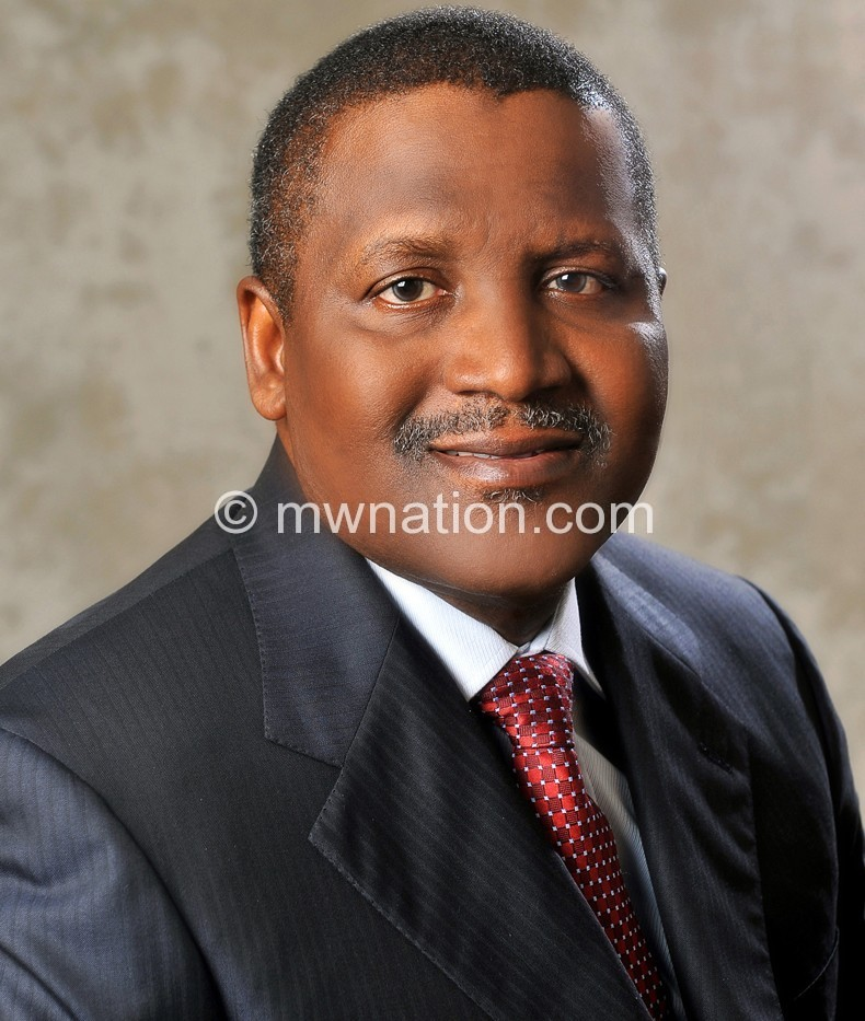 Dangote | The Nation Online