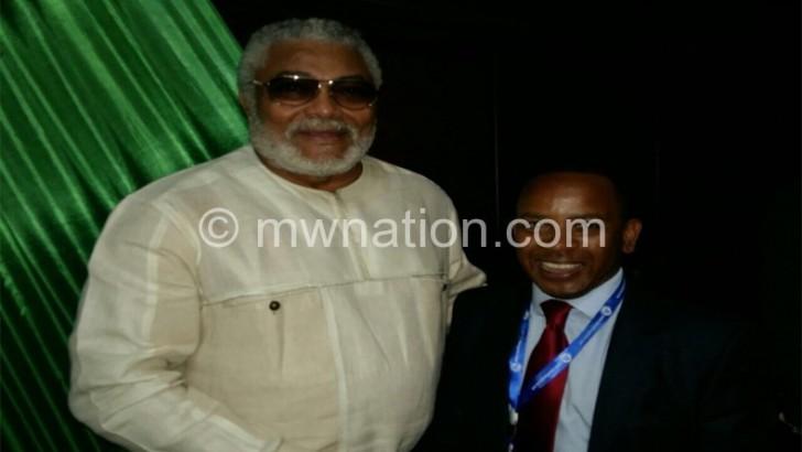 BT, LL mayors at Accra Mayors' Summit