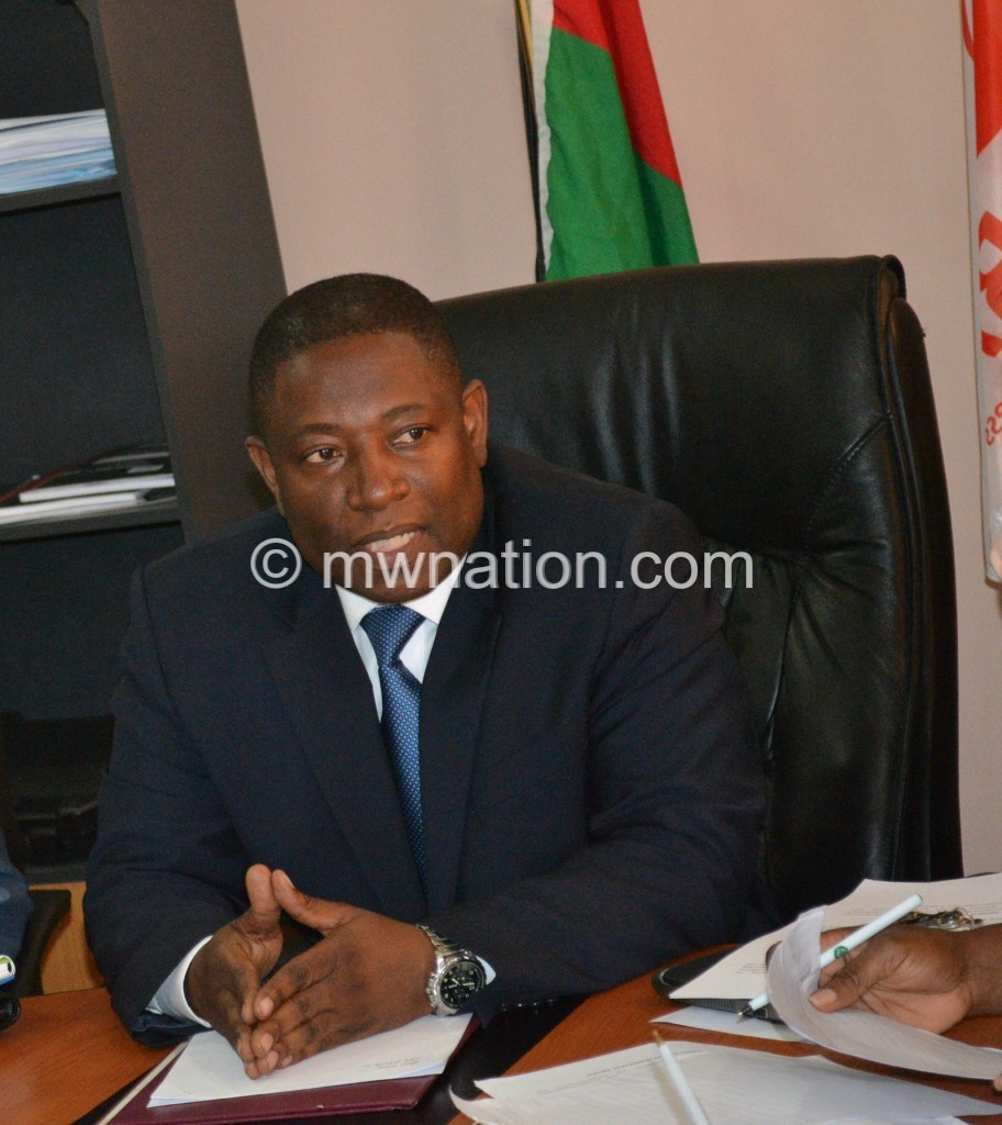 Macra Director General Andrew Kumbatira
