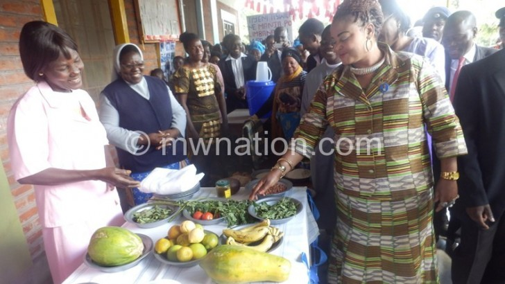 Catholic Sisters pledge more nutritional support