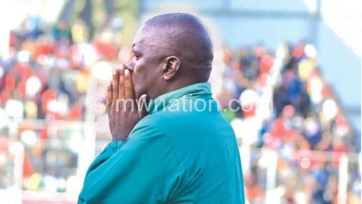 Young Chimodzi done with coaching