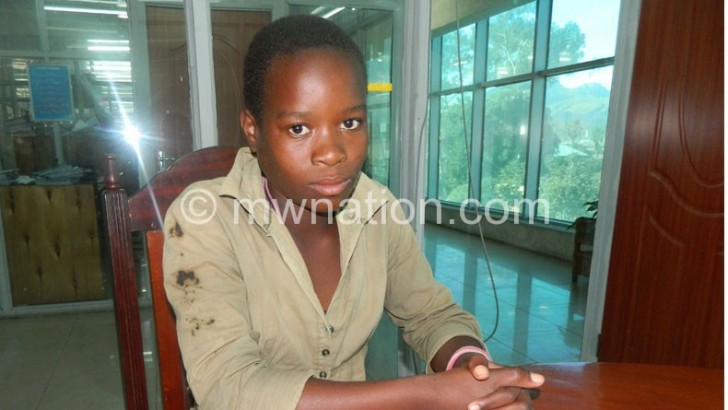 Court imprisons 13-year-old girl