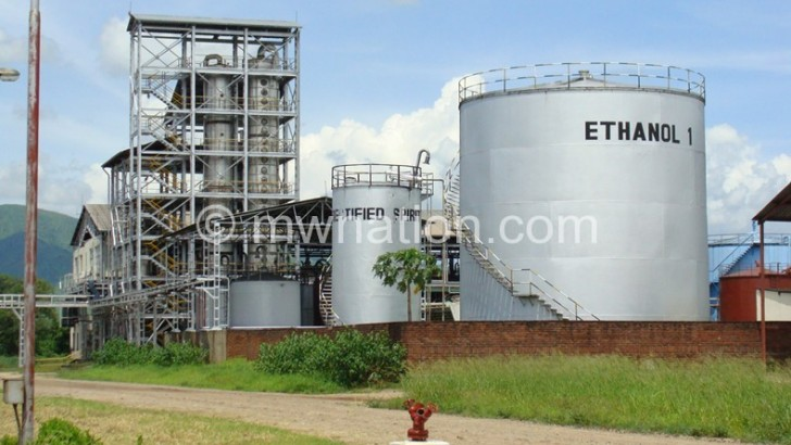Project to boost ethanol output