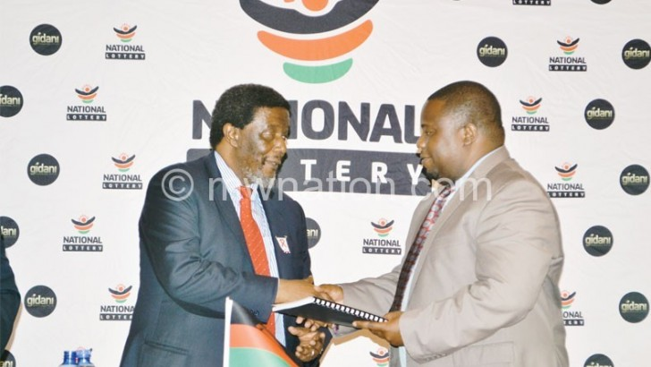 Lottery firm enters Malawi market, jackpot at K100m