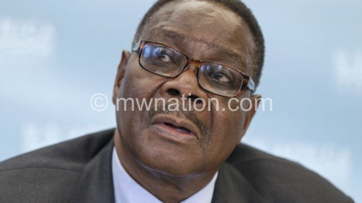 Mutharika calls for MSB indaba
