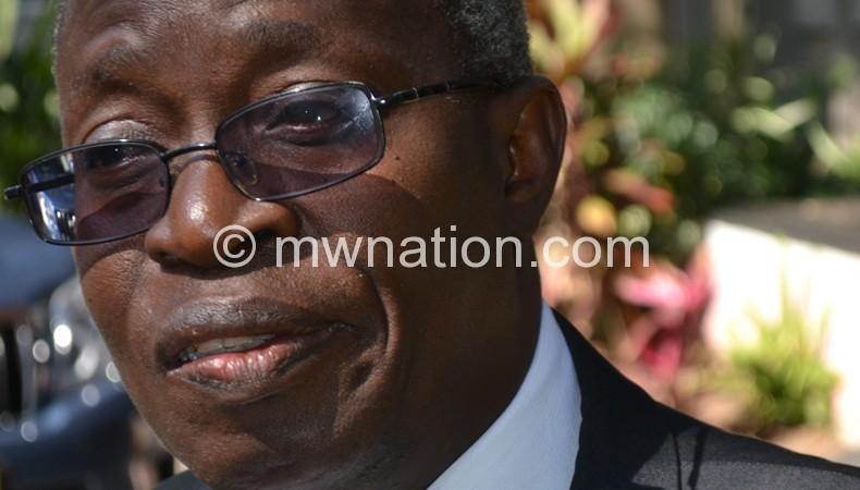 Heard the matter: Mwaungulu