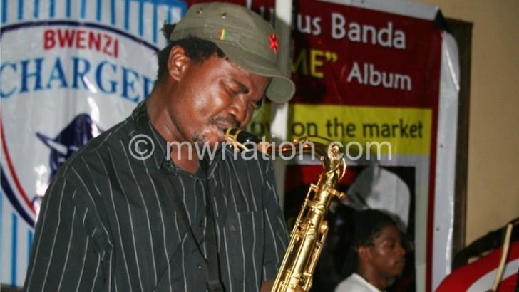 Dan Sibale opens new jazz chapter