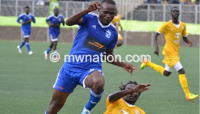 Is scheduled to depart tomorrow: Sulumba (L)