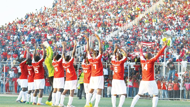 Lungu to head Bullets in 2nd round opener