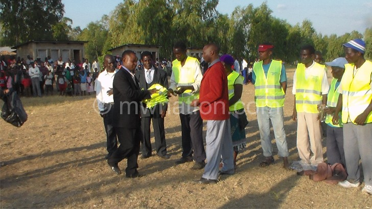 Chiradzulu Police empowers community policing forum - The ...