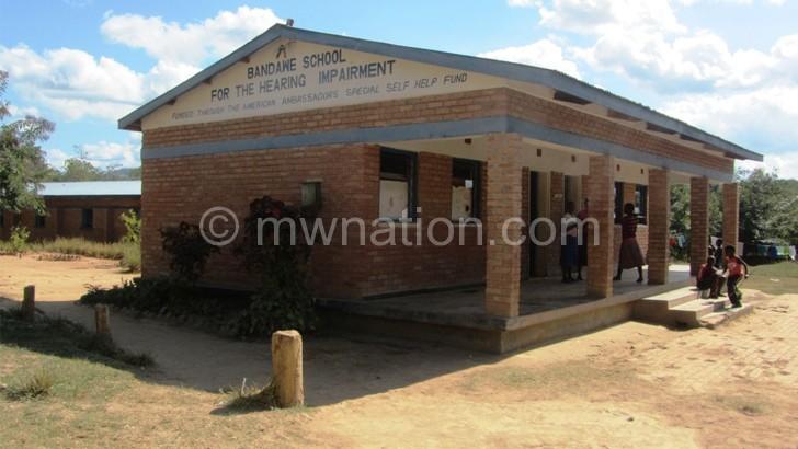 Bandawe School gets K744 000 rescue package