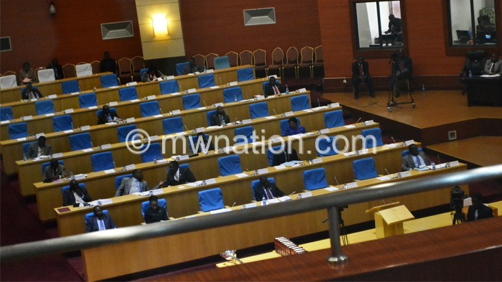 MPs faulted on fees reduction motion