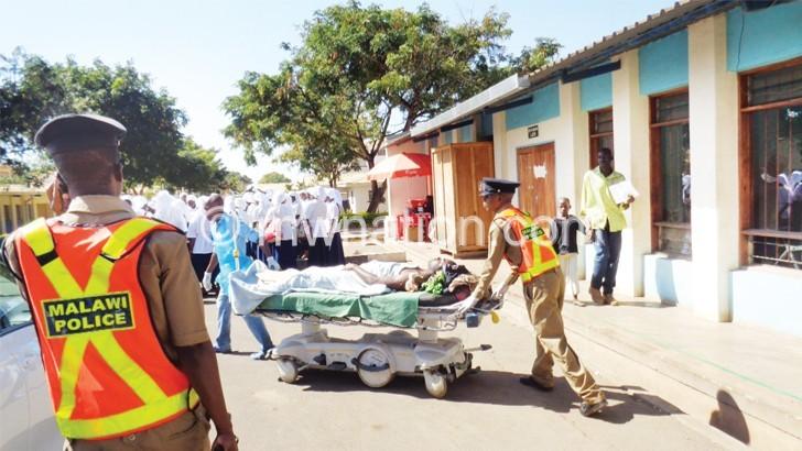 Police denies 'shoot-to-kill' policy