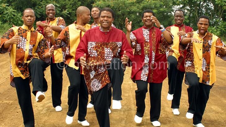 Ladysmith Black Mambazo are four time Grammy winners