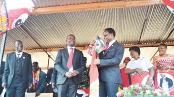 Chakwera targets North, South