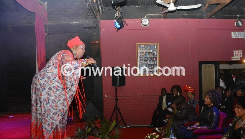 Chidzanja Nkhoma: It is an honour for the old to meet the new on a musical stage