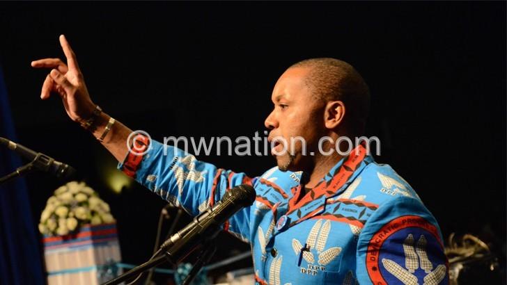 Chilima stimulating renewed DPP politics, say analysts