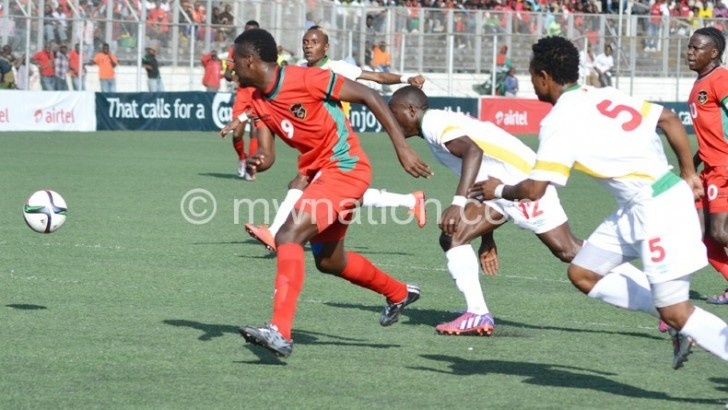 Flames two places up on Fifa rankings