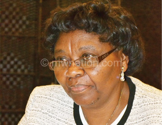 justice esme chombo | The Nation Online