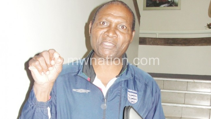 Boniface Maganga seeks FAM presidency