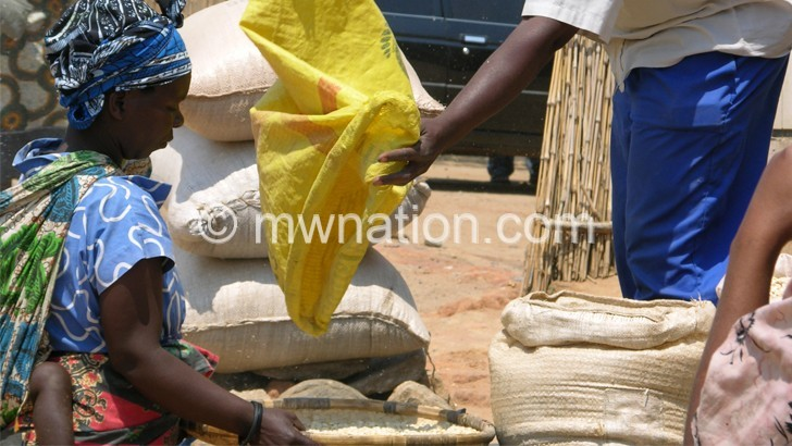 vendors exploiting maize farmers