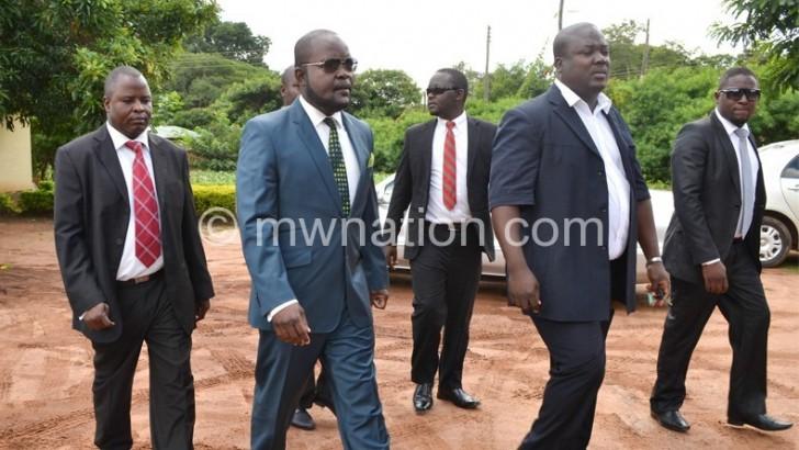Court allows Mphwiyo travel