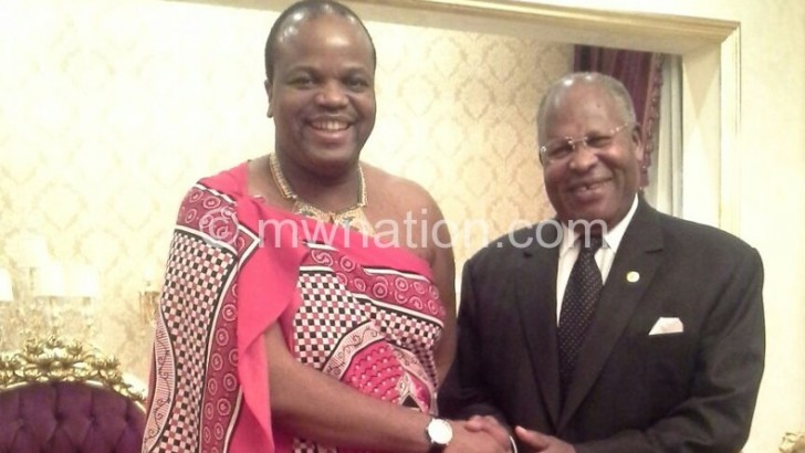 Release of Swazi activists excites Muluzi